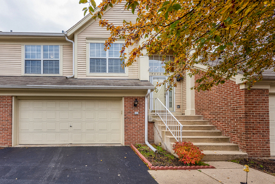 Warrenville Condo/Townhouse For Sale: 30w079 Penny Lane
