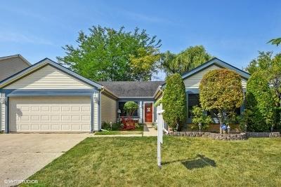 Buffalo Grove Single Family Home For Sale: 55 Sunridge Lane