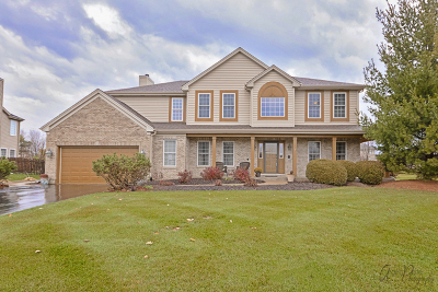 Algonquin Single Family Home For Sale: 3680 White Deer Drive
