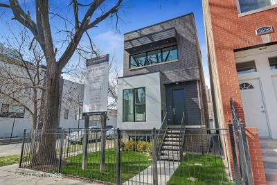 Single Family Home For Sale: 1658 West Erie Street