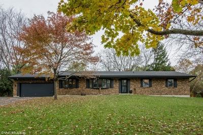 Algonquin Single Family Home For Sale: 1000 Zange Drive