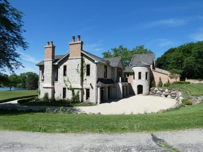 Barrington Hills Single Family Home For Sale: 66 Dundee Lane