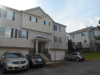 Gilberts Condo/Townhouse For Sale: 371 Evergreen Circle