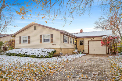Du Page County Single Family Home New: 400 North Silverleaf Boulevard