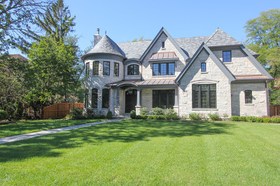 Single Family Home For Sale: 924 Ashland Avenue