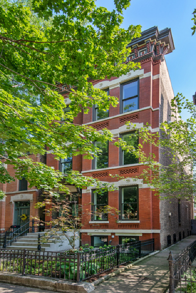 Wicker Park, Bucktown Single Family Home For Sale: 1955 West Evergreen Avenue