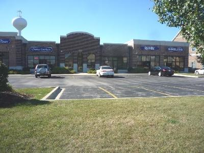 St. Charles Commercial For Sale: 40w160 Campton Crossings Drive #C