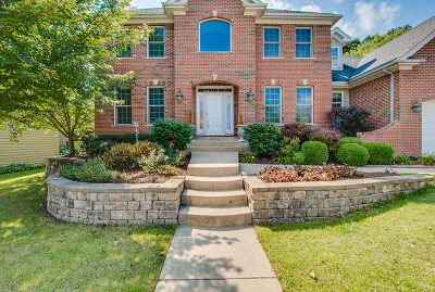 St. Charles Single Family Home For Sale: 4n258 Mark Twain Street