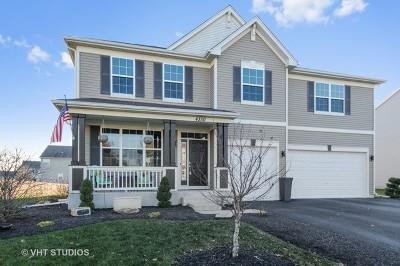 Oswego Single Family Home New: 4350 Schofield Drive