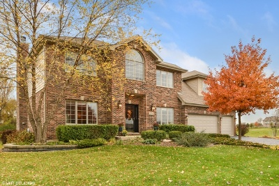 Frankfort Single Family Home For Sale: 22761 Stanford Drive