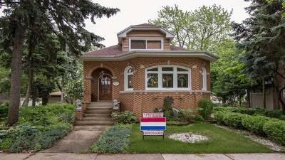 Berwyn Single Family Home For Sale: 3713 Gunderson Avenue