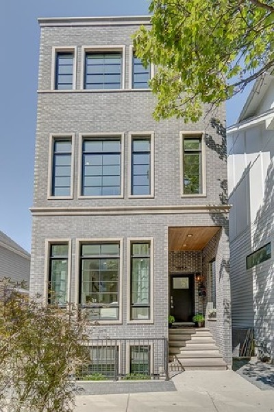 Single Family Home For Sale: 1856 North Sheffield Avenue