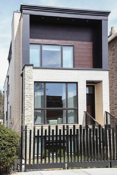 Single Family Home For Sale: 1730 West Altgeld Street
