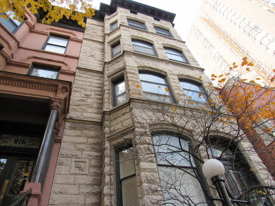 Condo/Townhouse For Sale: 818 North Dearborn Street #1F