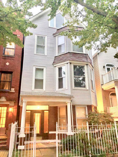 Multi Family Home For Sale: 3329 North Kenmore Avenue