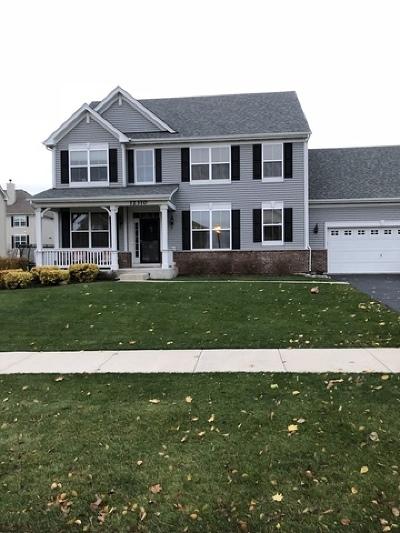 Huntley Single Family Home For Sale: 12310 Glazier Street