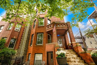 Condo/Townhouse For Sale: 2744 North Bosworth Avenue #1W