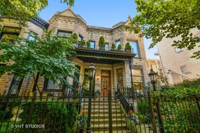 Single Family Home For Sale: 639 West Surf Street