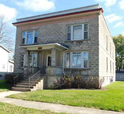 Ogle County Multi Family Home For Sale: 421 North 3rd Street