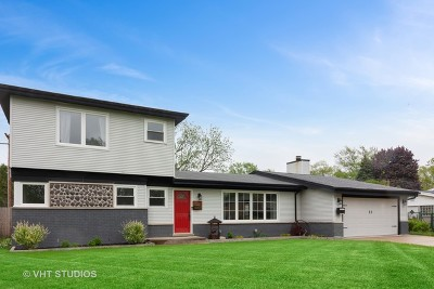 Glenview Single Family Home Price Change: 525 Lotus Lane