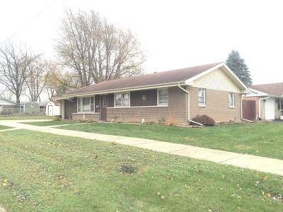 Steger Single Family Home For Sale: 3101 Butler Avenue