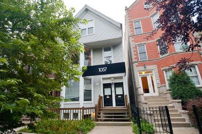 Chicago Multi Family Home For Sale: 1057 West Cornelia Avenue