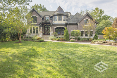 La Grange Highlands Single Family Home For Sale: 915 West 58th Street