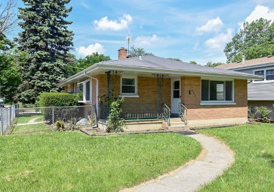 Single Family Home For Sale: 202 North Bierman Avenue