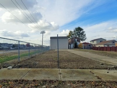 Chicago Residential Lots & Land For Sale: 5930 South Meade Avenue