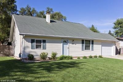 Mokena, Frankfort, New Lenox Rental For Rent: 9448 Elm Avenue