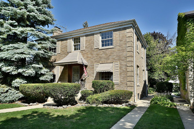 Oak Park Single Family Home For Sale: 1222 North Marion Street