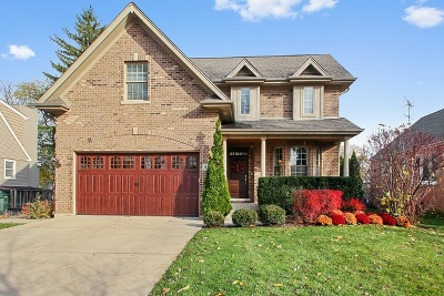 Glenview Single Family Home For Sale: 333 Parkview Road
