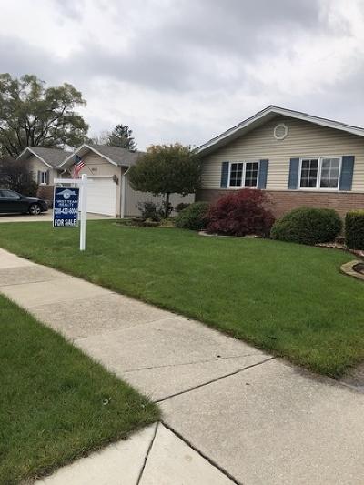 Oak Forest Single Family Home For Sale: 14906 Park Avenue