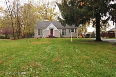 Kankakee Single Family Home For Sale: 4 River Lane