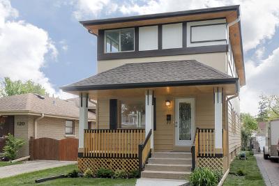 Wilmette Single Family Home For Sale: 116 Central Park Avenue