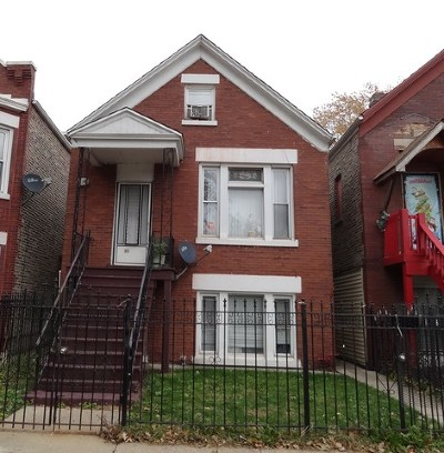 Multi Family Home For Sale: 3111 South Ridgeway Avenue