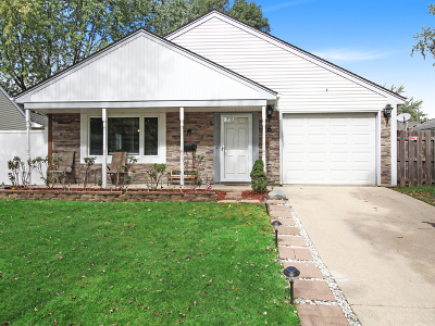 Montgomery Single Family Home New: 6 Afton Drive