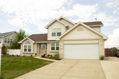 Frankfort Single Family Home New: 7930 Harvest Drive