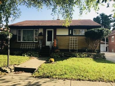Riverside Single Family Home For Sale: 141 East Burlington Street