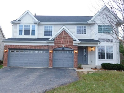 West Chicago Single Family Home For Sale: 229 Post Oak Circle