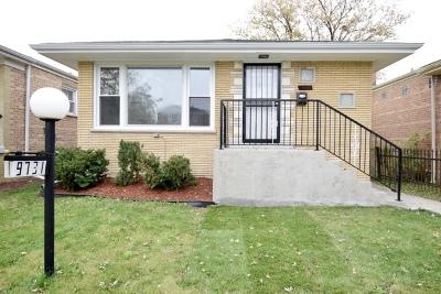 Single Family Home For Sale: 9731 South Lowe Avenue