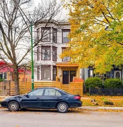 Chicago Multi Family Home New: 2426 North Hamlin Avenue