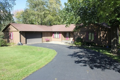 Woodstock Single Family Home New: 9033 Robin Hill Drive