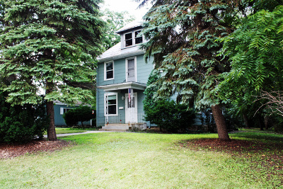 South Elgin Single Family Home Contingent: 335 East State Street
