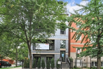 Condo/Townhouse For Sale: 2335 West Montrose Avenue #PH