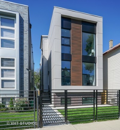 Chicago Single Family Home For Sale: 1806 North Mozart Street