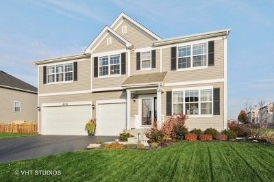 Oswego Single Family Home For Sale: 4330 Schofield Drive