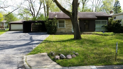 Northbrook Single Family Home For Sale: 239 Chipili Drive