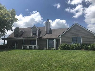 Ogle County Single Family Home For Sale: 8450 Winnebago Lane