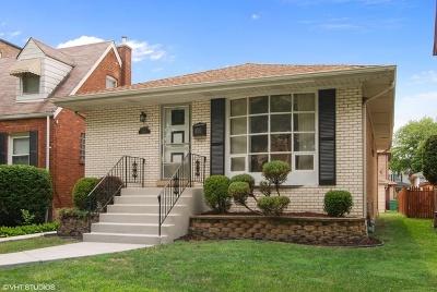 Berwyn Single Family Home For Sale: 3246 Wisconsin Avenue
